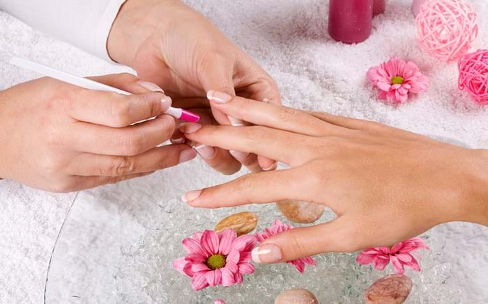 Beauty Ritual for Hands or Feet